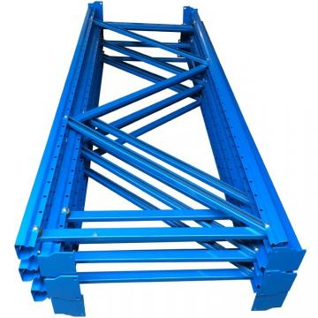 Warehouse Heavy Duty Metal Storage Shelving Euro Pallet Racking