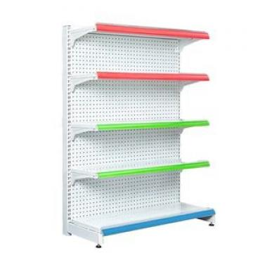 Multi-Function Flooring Grocery Store Metal Gondola Display Gondola Shelving
