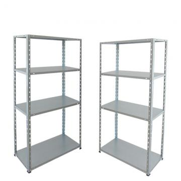 Environmentally 6 Layers metal warehouse storage wire shelving