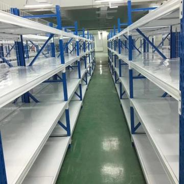Powder Coating Heavy Duty Commercial Warehouse Shelving