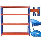 Warehouse Metal Adjustable Shelf Pallet Racks