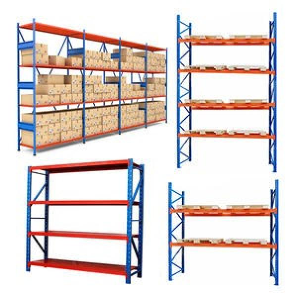 High Density Mobile Racking/painting storage rack for heavy duty racks #2 image