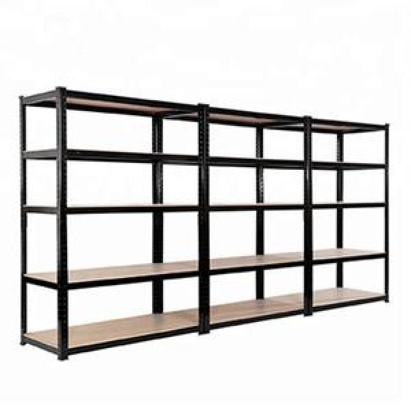 Heavy Duty Wire Deck Shelving Unit for Warehouse #3 image