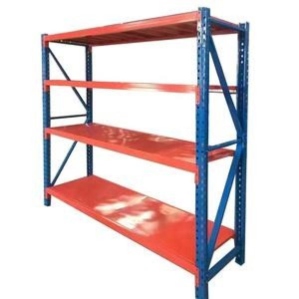 Sales Promotion Light Duty Shelf / Cold Room Warehouse Shelving / Steel Rack #3 image