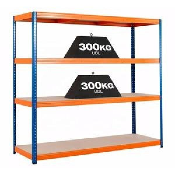 Heavy Duty Wire Deck Shelving Unit for Warehouse #1 image