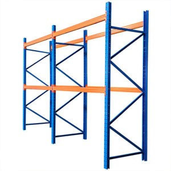 How Selling Post Stillages Fabric Roll Storage Stacking Racking System Tire Display Rack Scaffold Storage Shelf Storage Rack #3 image