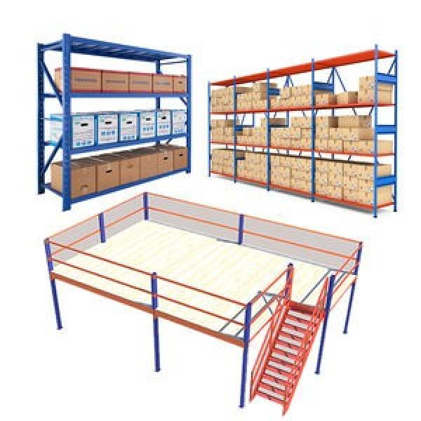 Chinese style heavy duty drive warehouse metal storage racking systems #3 image