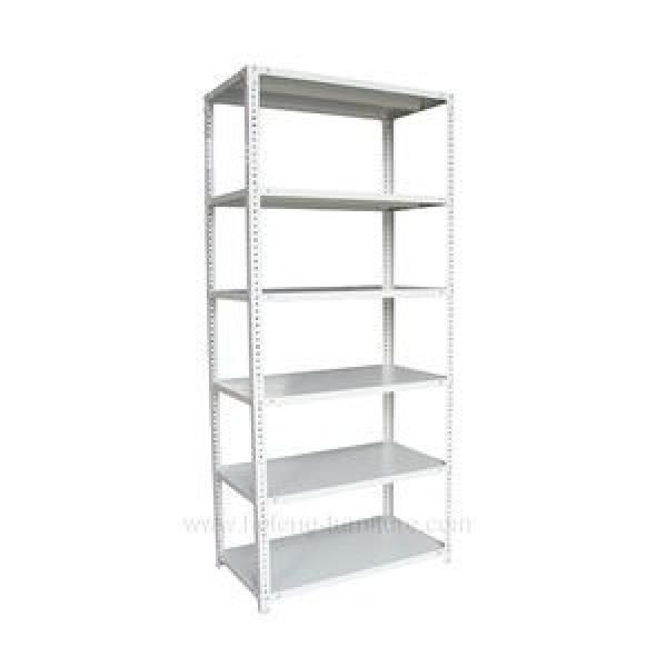 Adjustable Chrome Metal Wire Shelving Rack with Wheels #2 image
