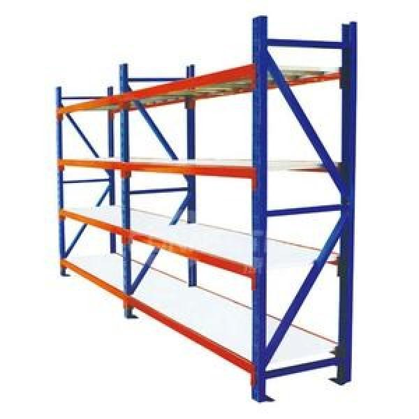 Commercial Furniture General Used Rack/metal Material Heavy Duty Storage Racking/warehouse Stocking Shelf #3 image