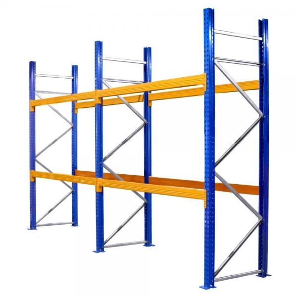 Hot selling Good Price galvanized steel shelving units #1 image