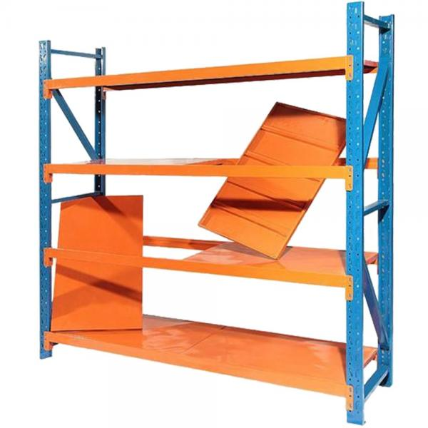 Powder Coating Steel Metal Shelving Unit #3 image
