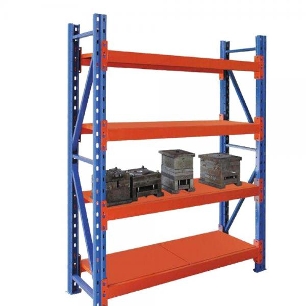 Powder Coating Steel Metal Shelving Unit #2 image