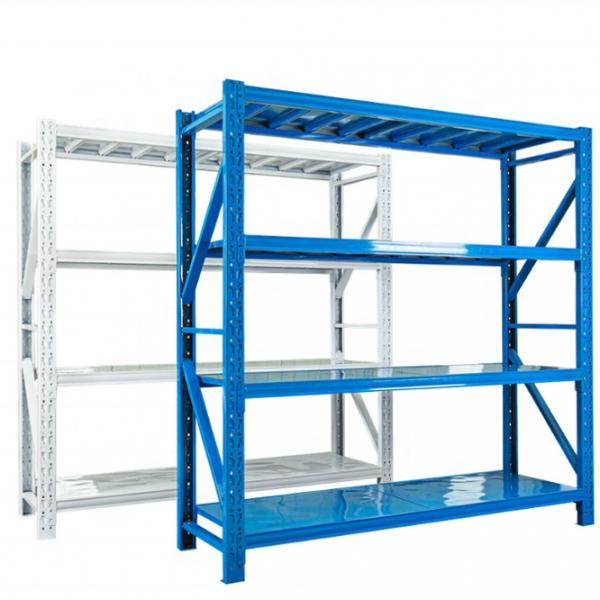 Hot selling Good Price galvanized steel shelving units #3 image