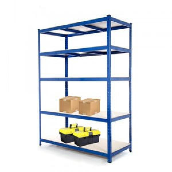 Hot Sale load 1000-1500kg Heavy duty warehouse shelving system with CE certificate #1 image