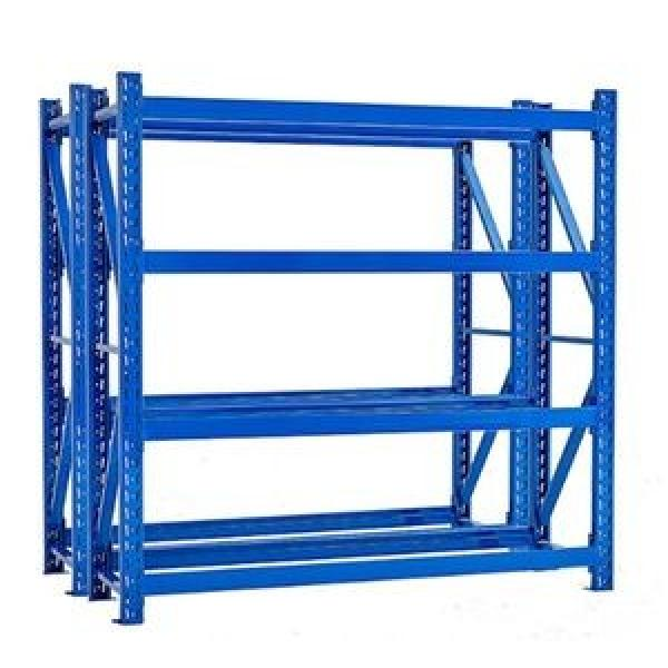 Standard stacking rack industrial racking systems warehouse storage shelf rack system #3 image
