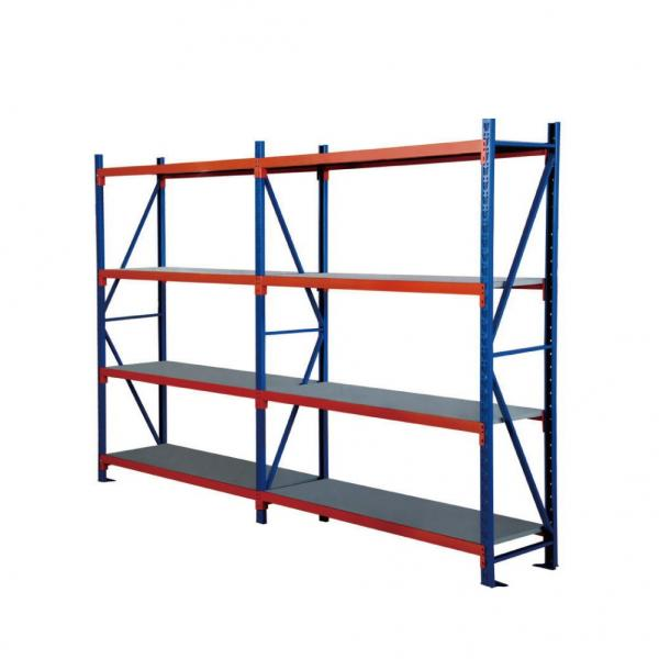 Automated Storage & Retrieval System for Warehouse (AS/RS rack system) #1 image