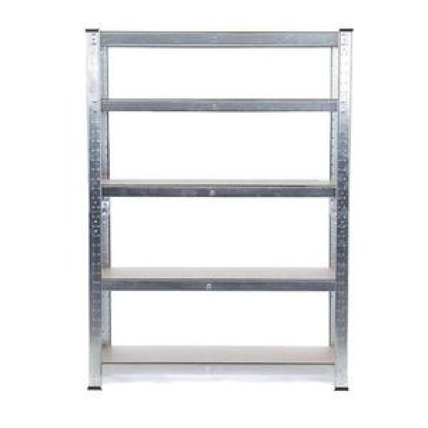 Heavy Duty Warehouse Storage Shelving Rack Manufacture Industrial Metal Shelf Steel Bolt Pallet Racking Systems #2 image