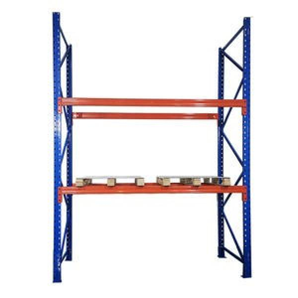 Adjustable Chrome Metal Wire Shelving Rack with Wheels #3 image