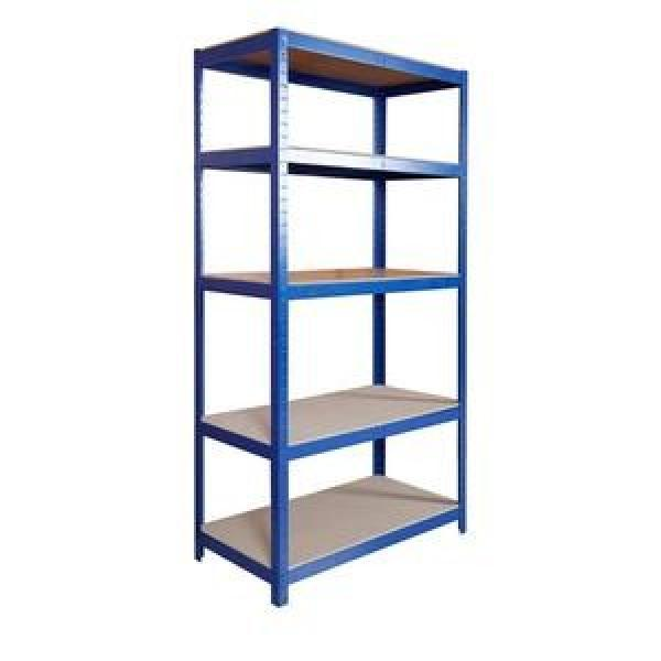 Adjustable Chrome Metal Wire Shelving Rack with Wheels #1 image