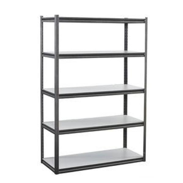 durable 5 tier heavy duty metal shelving storage shelving system #3 image