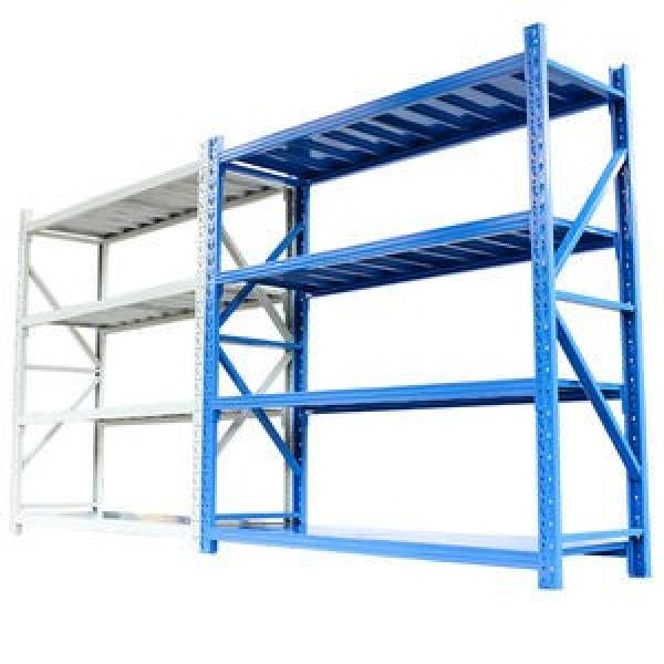 heavy duty metal shelving rack industrial shelving #1 image