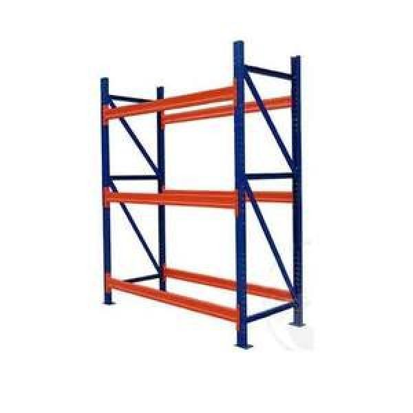 Widely Used in Packing And Transportation Warehouse Fabric Roll Stacking Rack #2 image