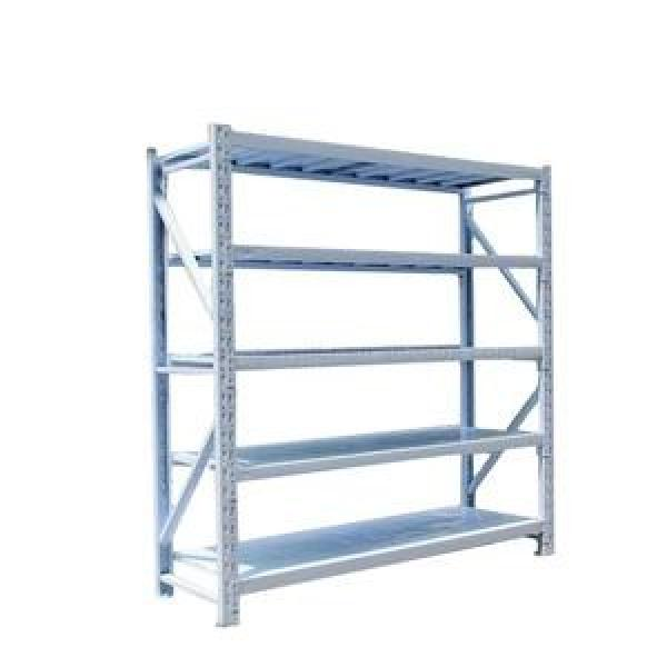 High Quality Storage Racking Warehouse platforms mobile racking warehouse storage fabric roll racks #1 image