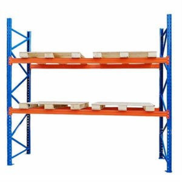 Guangzhou High Capacity Cold Rolled Steel Warehouse Storage Rack Drive in Pallet Racks #1 image