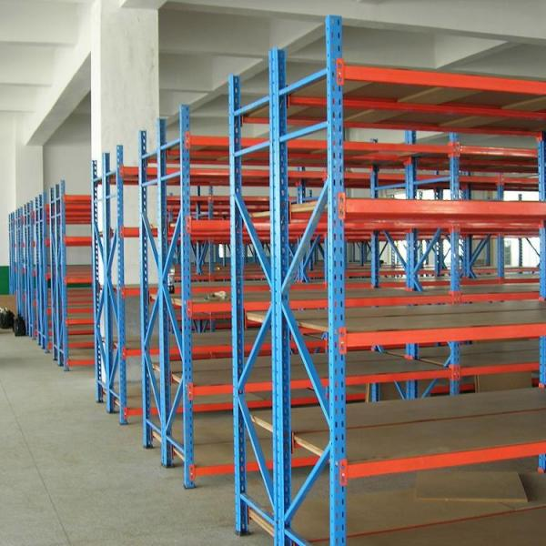 cold rolled steel warehouse rack #1 image