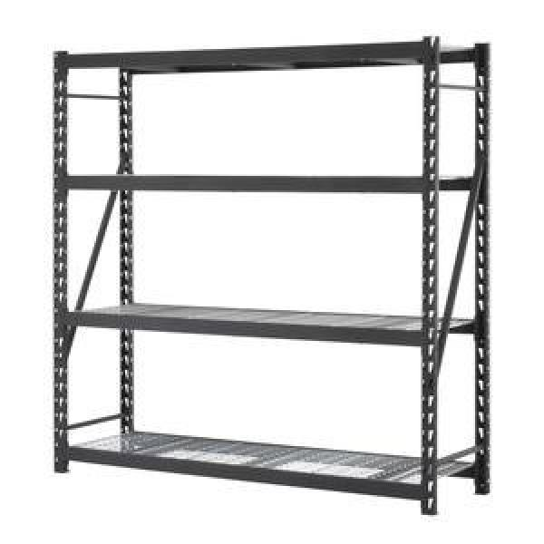 Radio Shuttle Car Rack Storage industrial Q345 stainless steel Warehouse Rack #3 image