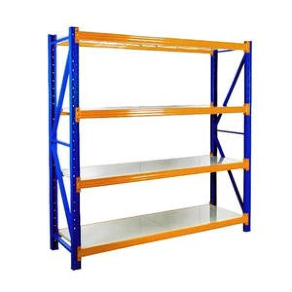 Heavy Duty Selective Pallet Rack System For Warehouse Industrial Storage #1 image