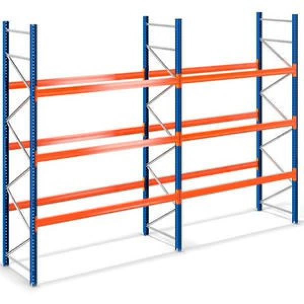 Warehouse Storage Function Industry Heavy Duty Metal Rack with Pallet Racking #2 image