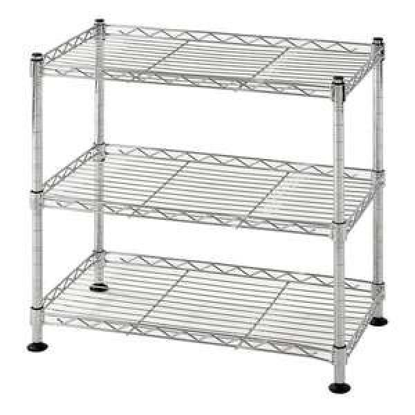 Guiding Kitchen cabinet pull out dish rack 4 sides dish rack pantry organizer #3 image