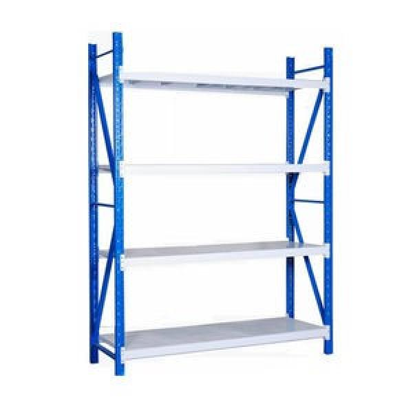 heavy weight warehouse racking system #3 image