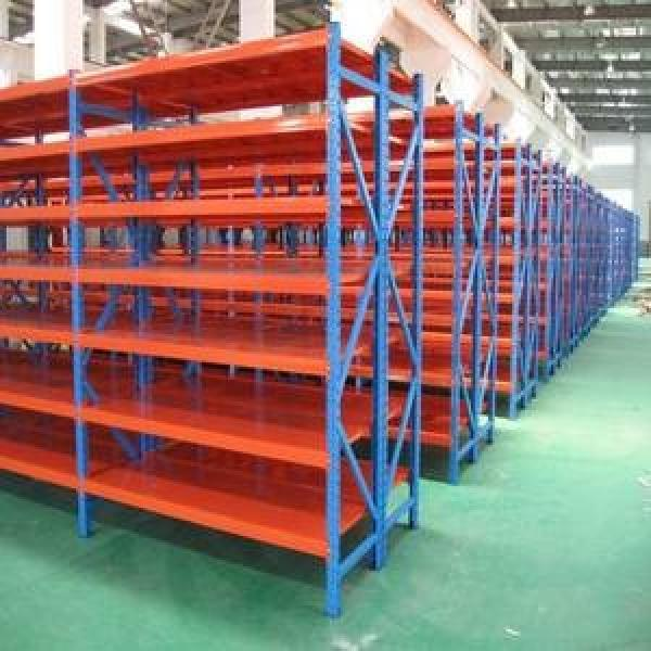 Heavy duty warehouse storage pallet racking system #2 image