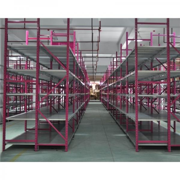heavy duty metal industrial shelf steel shelving units #3 image
