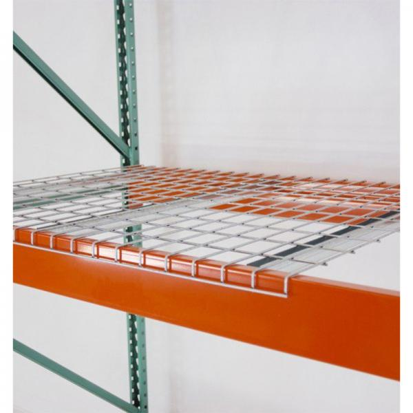 Heavy Duty Industrial Shelving Warehouse Ce Wire Mesh Storage Pallet Rack #1 image