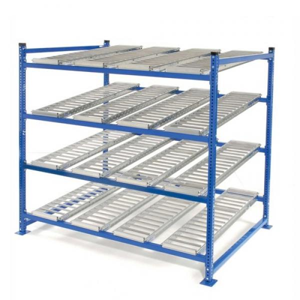 China Rack Manufacturer warehouse shelving cold rolled steel drive in racking system #1 image