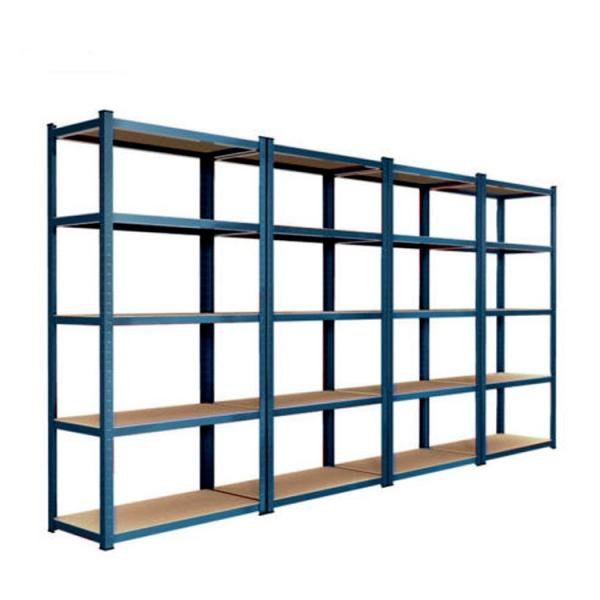 Warehouse Stainless steel commercial shelving heavy duty metal shelving #2 image
