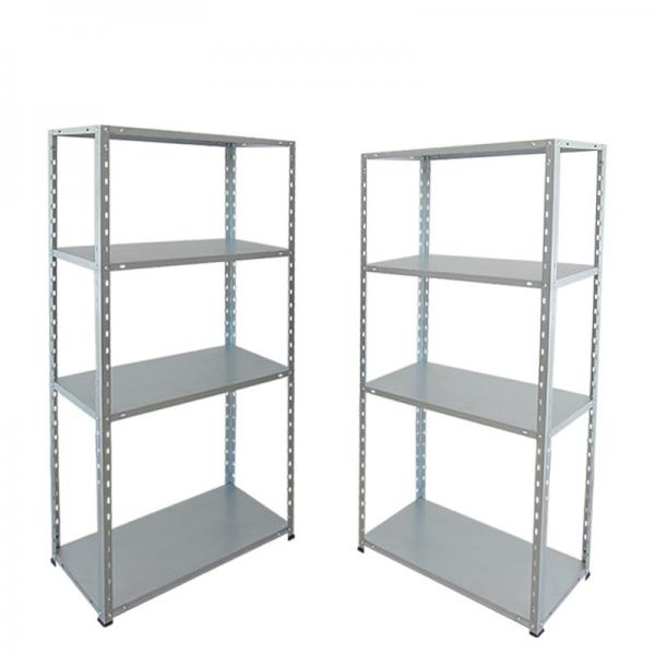 Warehouse Stainless steel commercial shelving heavy duty metal shelving #3 image