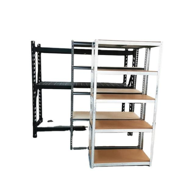 Hot selling Good Price galvanized steel shelving units #2 image