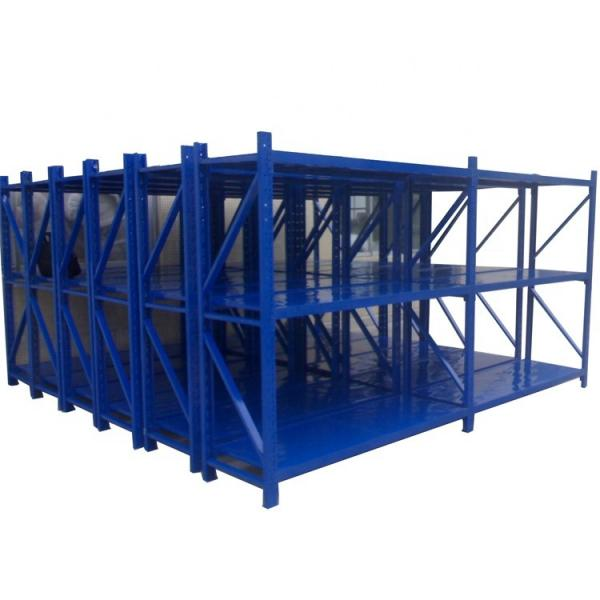Powder Coating Steel Metal Shelving Unit #1 image