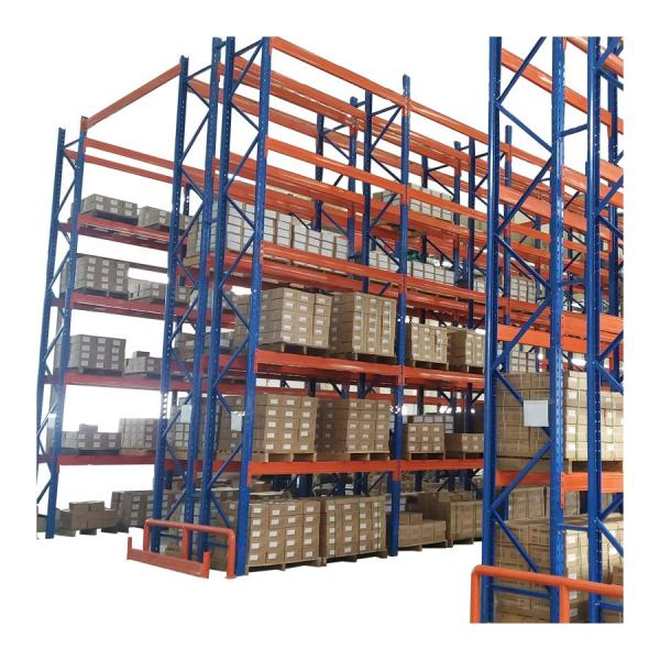 Automated Storage & Retrieval System for Warehouse (AS/RS rack system) #2 image